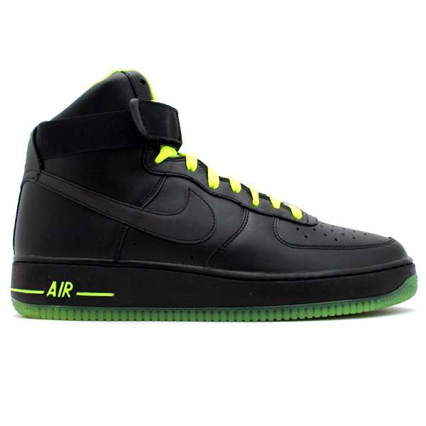 Кеды Nike Air Force 1 black 315121-013