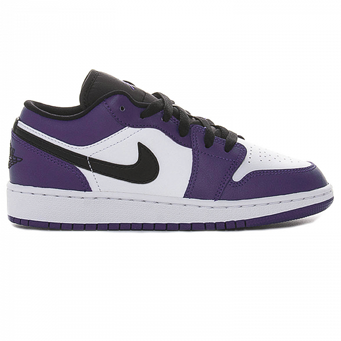 Кроссовки Air Jordan 1 Low Court Purple 553558-500