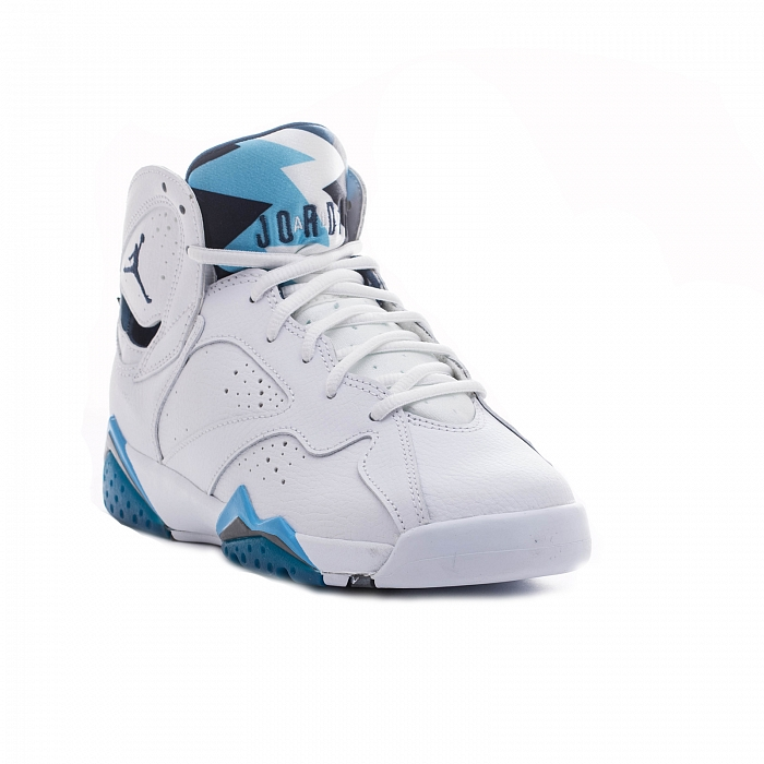 Кеды Jordan 7 Retro BG French Blue 304774-107